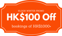 Klook HK Winter Promo Code
