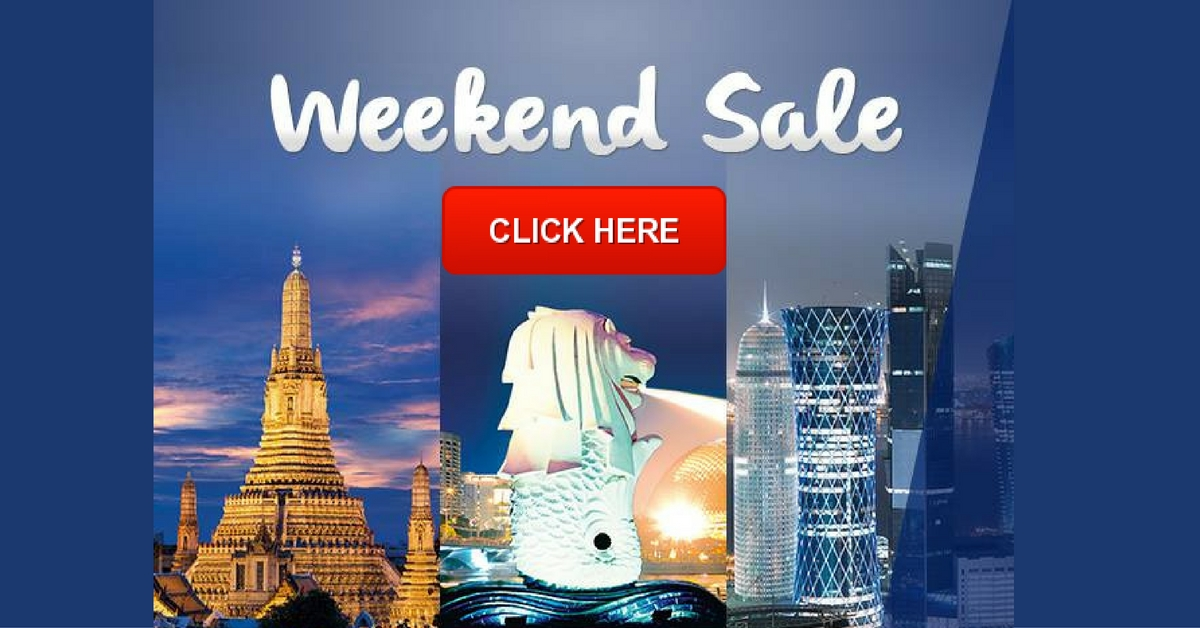 PAL weekend sale 2016