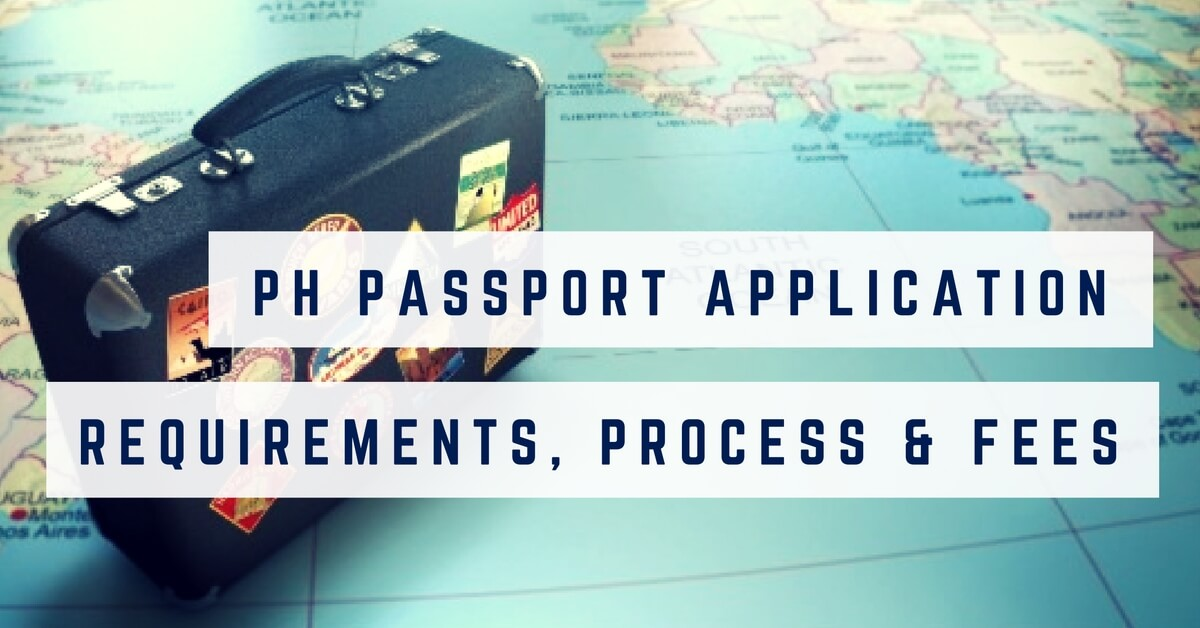 Uber Discount Code >> [DFA PASSPORT APPLICATION]: Requirements, Process & Fees 2017