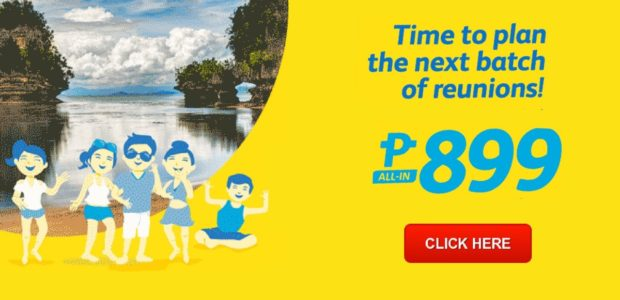 cebu pacific promo 899 june, july, august 2017