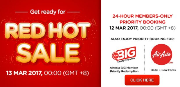 airasia red hot sale 2017-2018