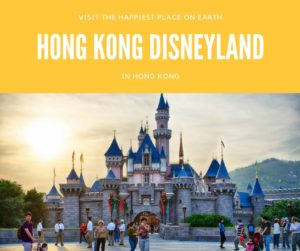 HK Disneyland Top 10 Things To Do in Hong Kong