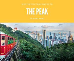HK The Peak Top 10 Things To Do in Hong Kong