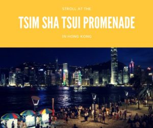 Tsim Sha Tsui Promenade Top 10 Things To Do in Hong Kong