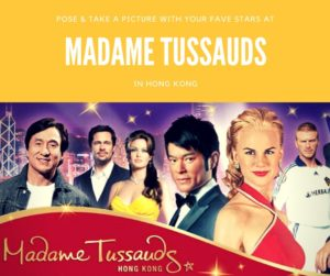Madame Tussauds Top 10 Things To Do in Hong Kong