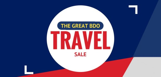 great bdo travel sale