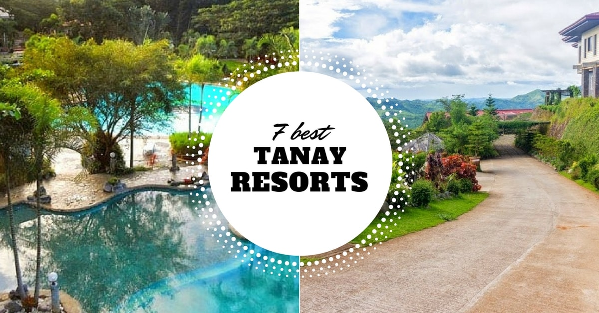 7 Breathtaking Amp Affordable Resorts In Tanay Rizal
