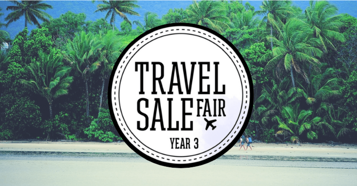 Travel Fair Sale 2017 Venue Date Amp Participants Details