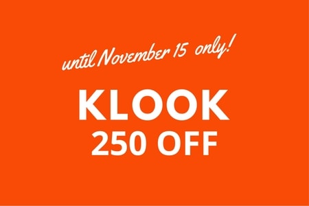 [RECOMMENDED]: Get up to 75% OFF KLOOK PROMO CODE 2018